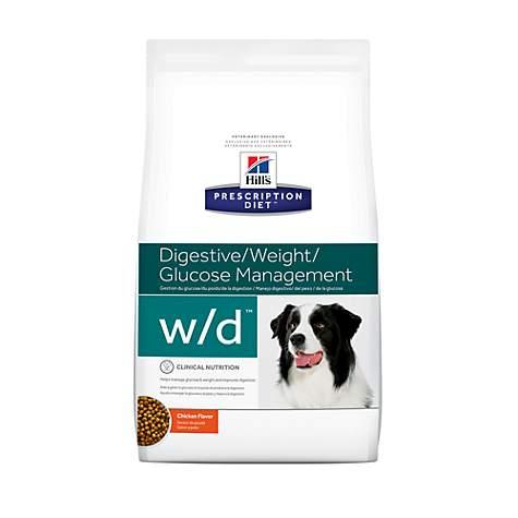 Hill S Prescription Diet W D Digestive Weight Glucose Management
