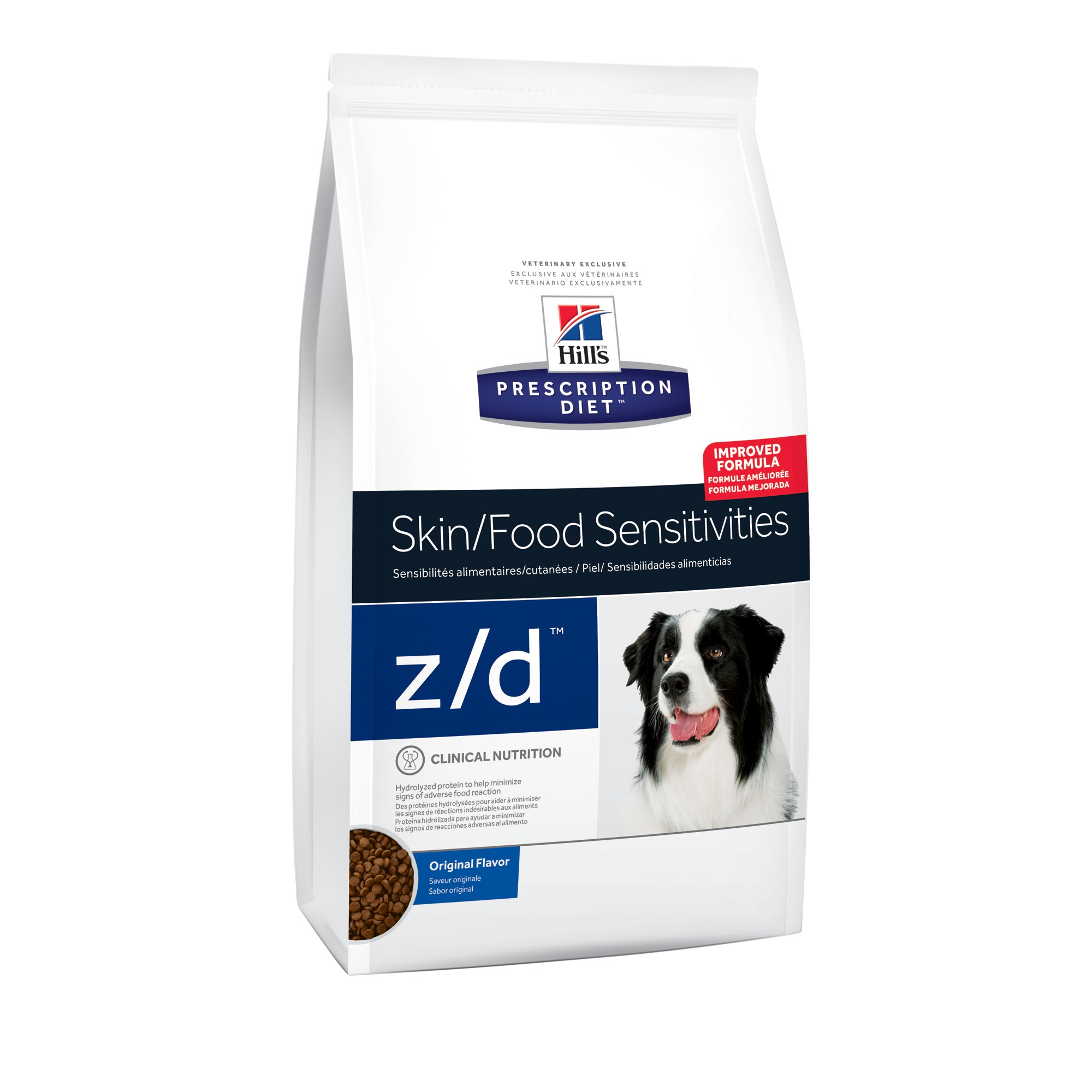 Zd Prescription Dog Food