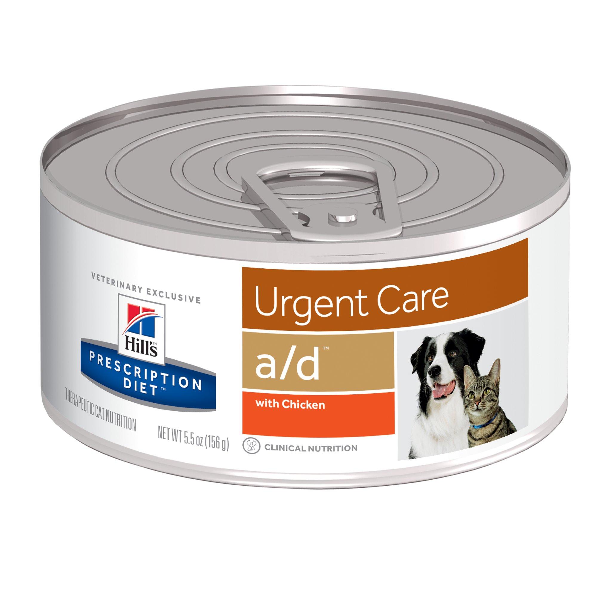 Hill S Prescription Diet A D Urgent Care With Chicken