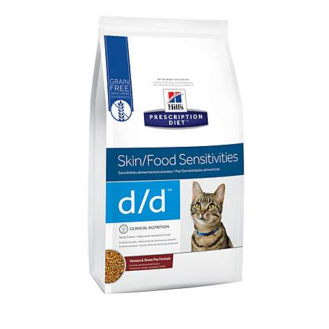 Green Pea And Venison Cat Food Dry