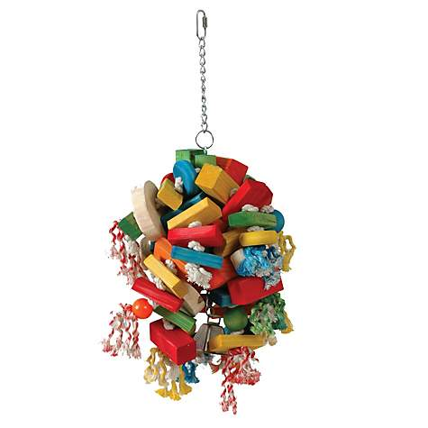 Caitec Lots to Do Bird Toy