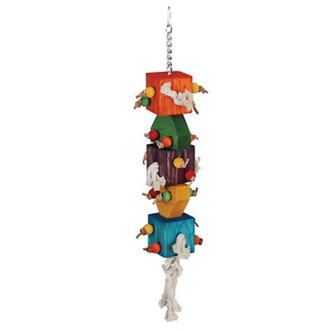 Caitec Loaded Dice Bird Toy