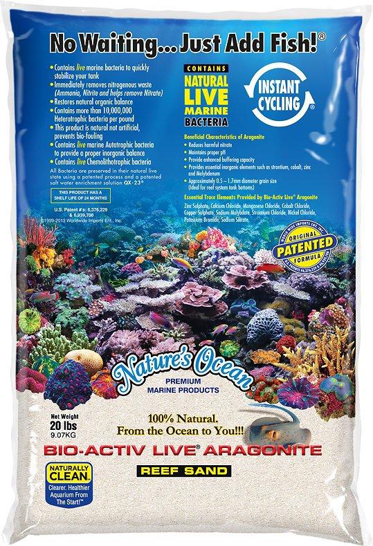 Worldwide Imports AWWA1040 Atlantic 4-Crush Coral 40-Pound