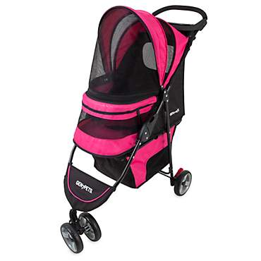 Gen7Pets Regal Plus Pet Stroller in Raspberry Sorbet