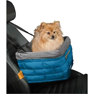 Kurgo Loft Booster Blue Dog Car Seat Petco