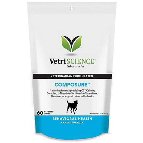 VetriScience Laboratories Composure Canine Bite-Sized Chews