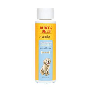 Burt's Bees 2 in 1 Tearless Puppy Shampoo & Conditioner