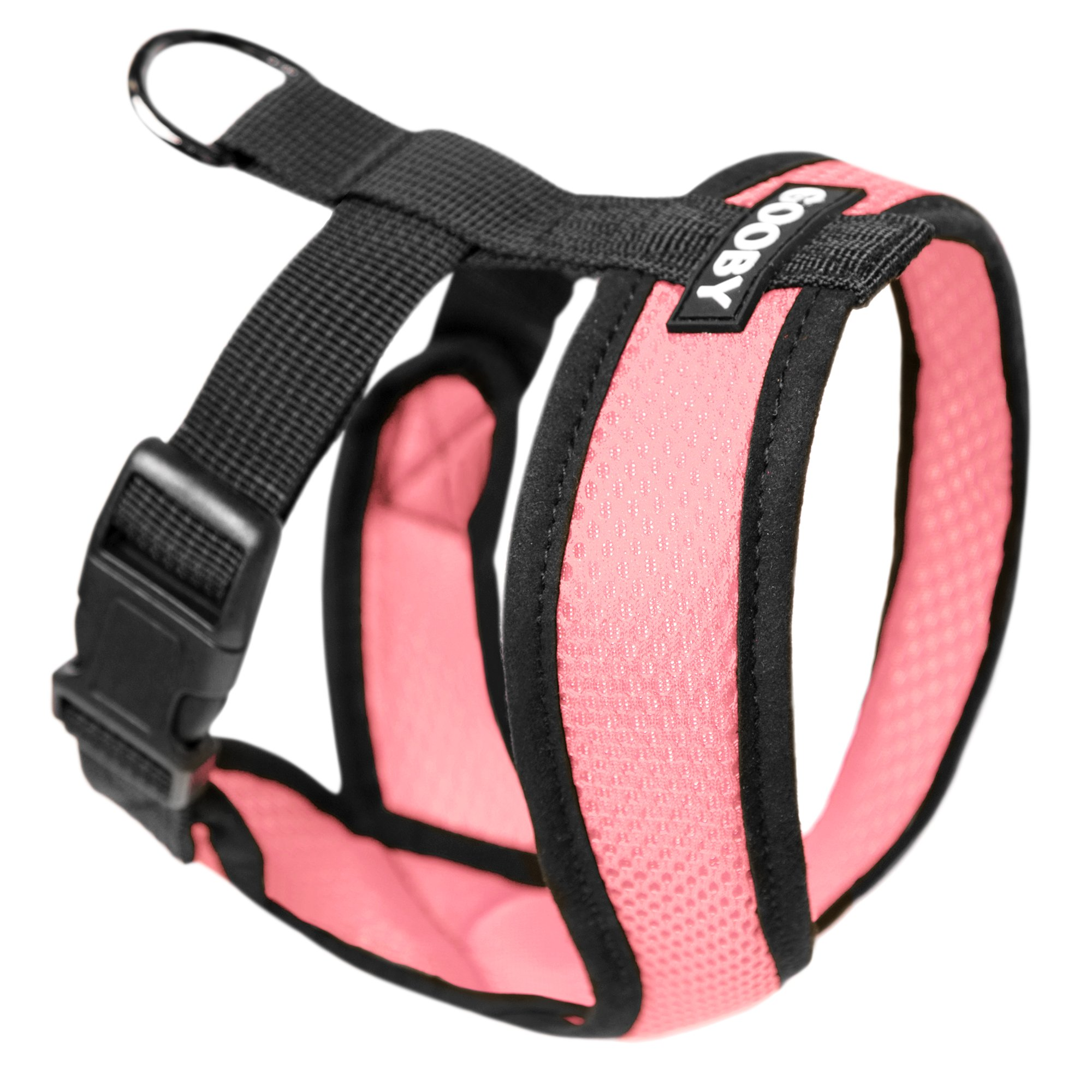gooby choke free comfort x soft harness pink petco. Black Bedroom Furniture Sets. Home Design Ideas