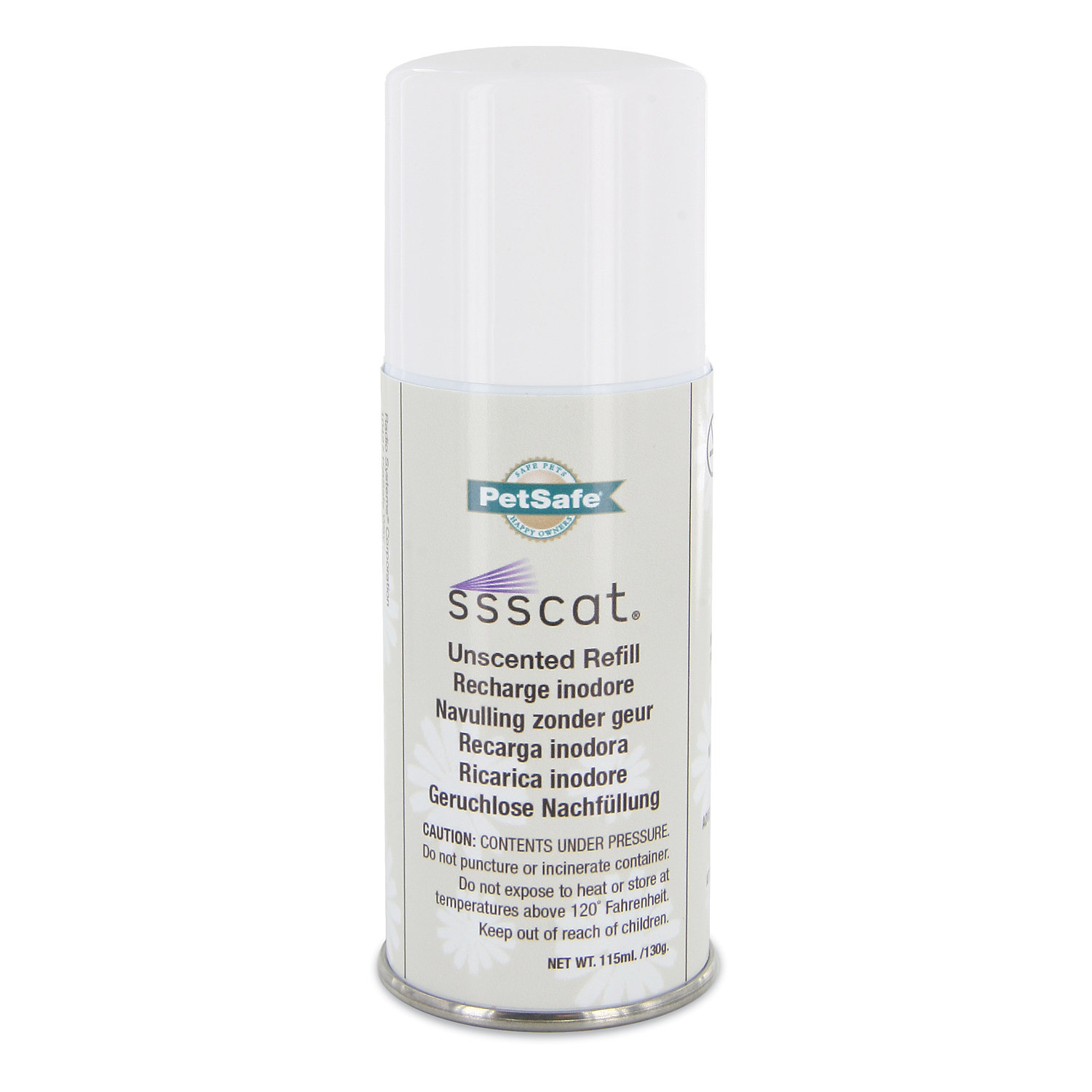 Petsafe Ssscat Cat Spray Control Refill 115 Ml