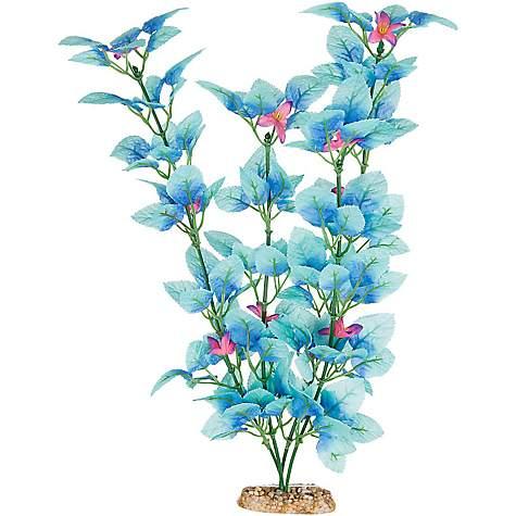 Imagitarium blue fiesta silk aquarium plant petco imagitarium blue fiesta silk aquarium plant mightylinksfo