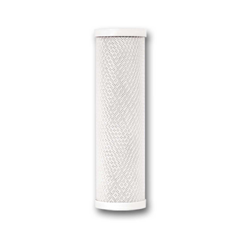 Coralife Pure Flo Ii Reverse Osmosis Carbon Block Pre Filter Cartridge 2.7 L X 2.7 W X 10 H