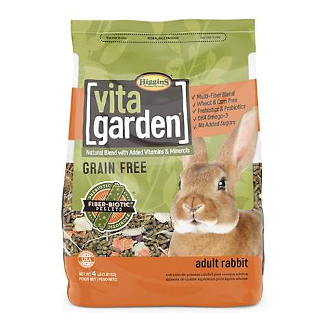 Higgins Vita Garden Rabbit Food