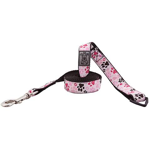 RC Pet Products Pitter Patter Pink Dog Leash
