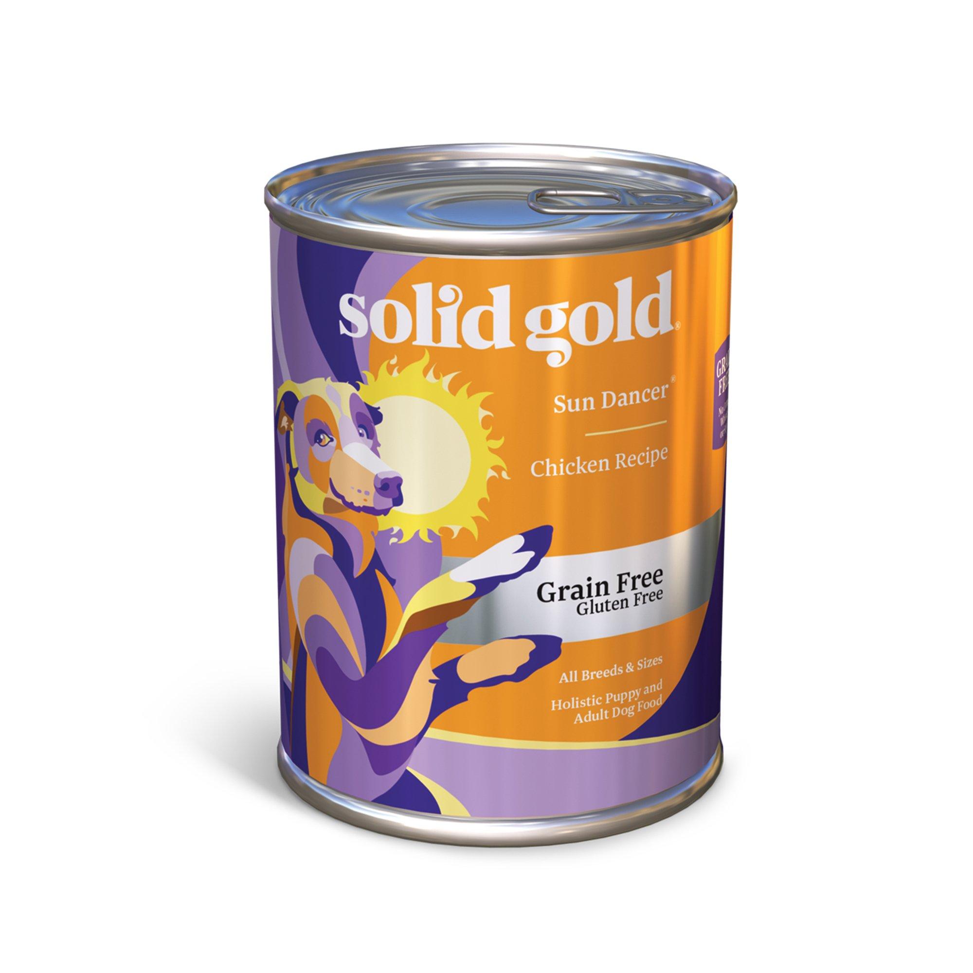 Solid Gold Sundancer Dog Food
