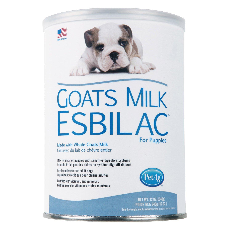 PetAg Goats Milk Esbilac Powder for Puppies, 12 OZ