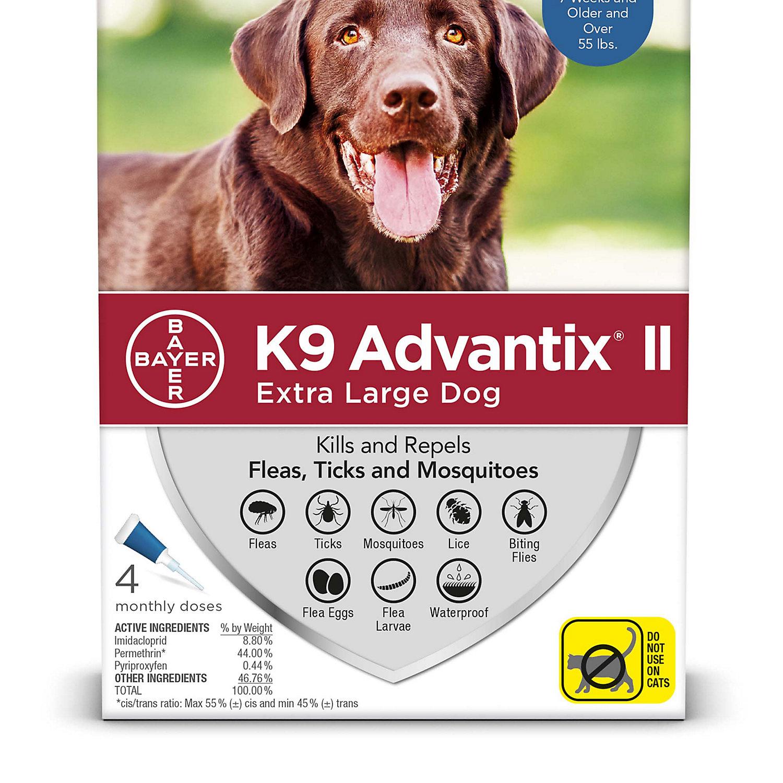 K Advantix  Extra Large Dog Petco