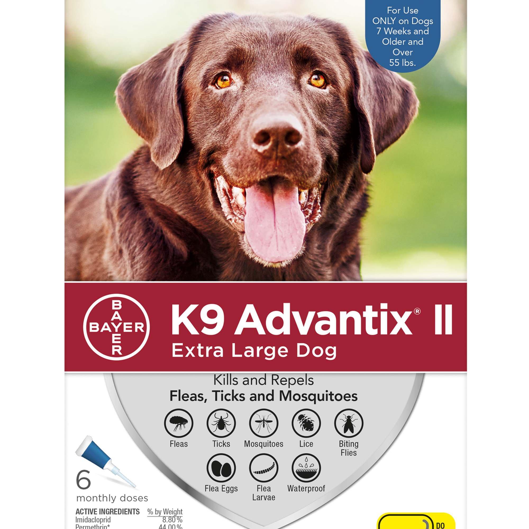 K Advantix Extra Large Dog
