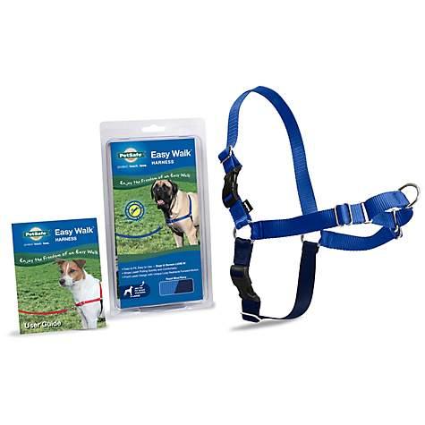 Petsafe Easy Walk Blue Dog Harness Small Medium Petco