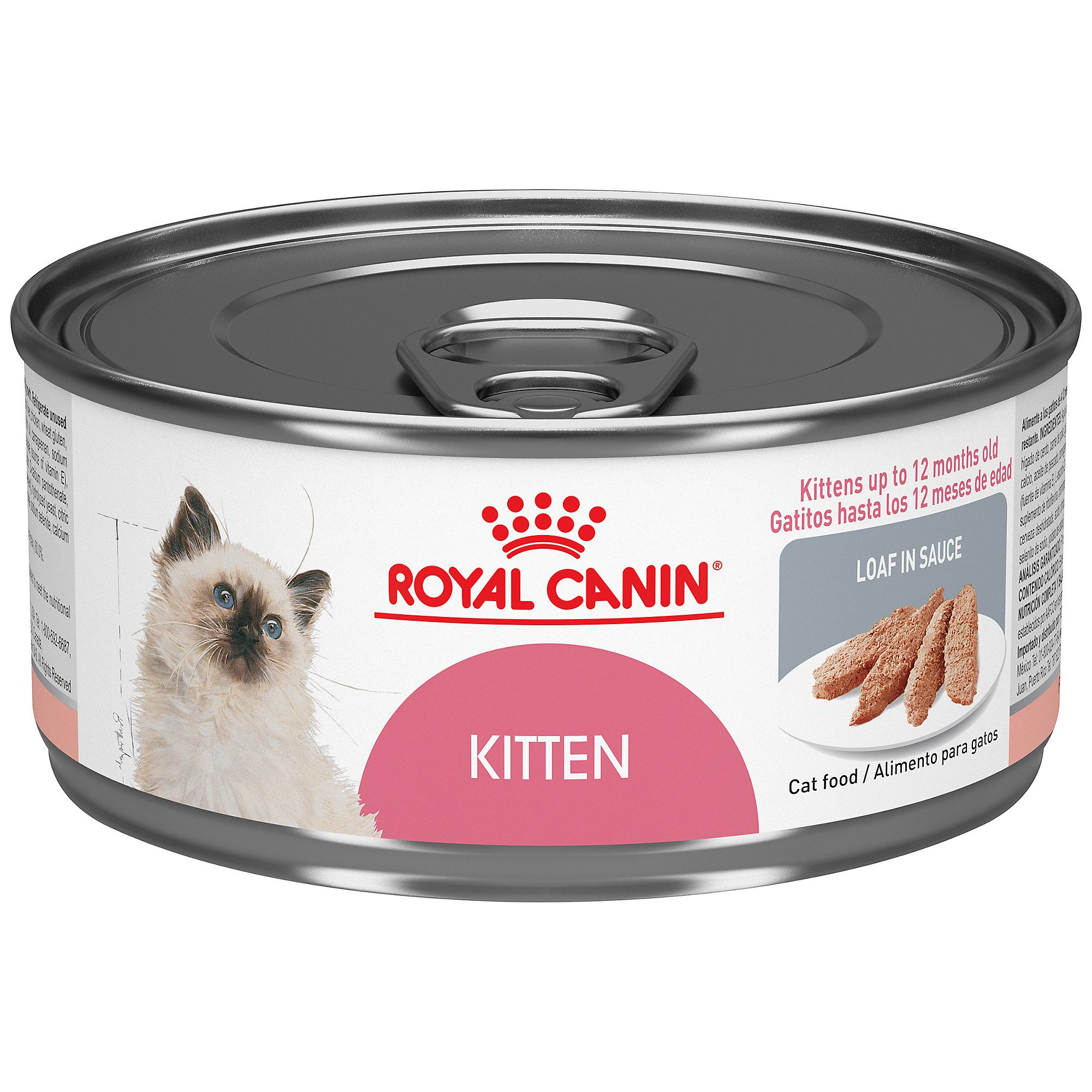 Royal Canin Canned Cat Food Kitten Instinctive