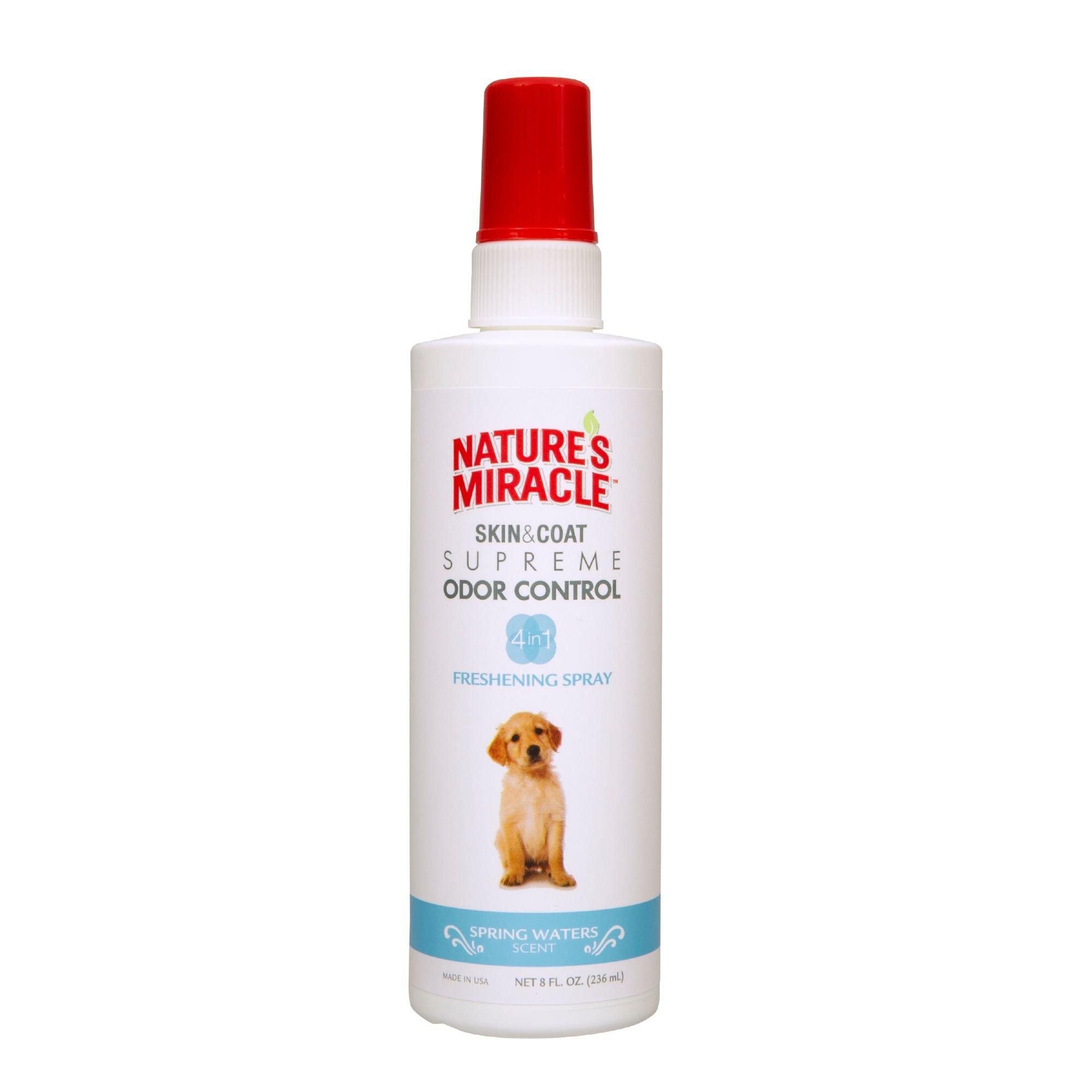 Nature's Miracle Supreme Odor Control Dog Freshening Spray