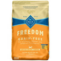 Blue Buffalo Blue Freedom Grain-Free Indoor Weight Control Chicken Recipe Dry Cat Food