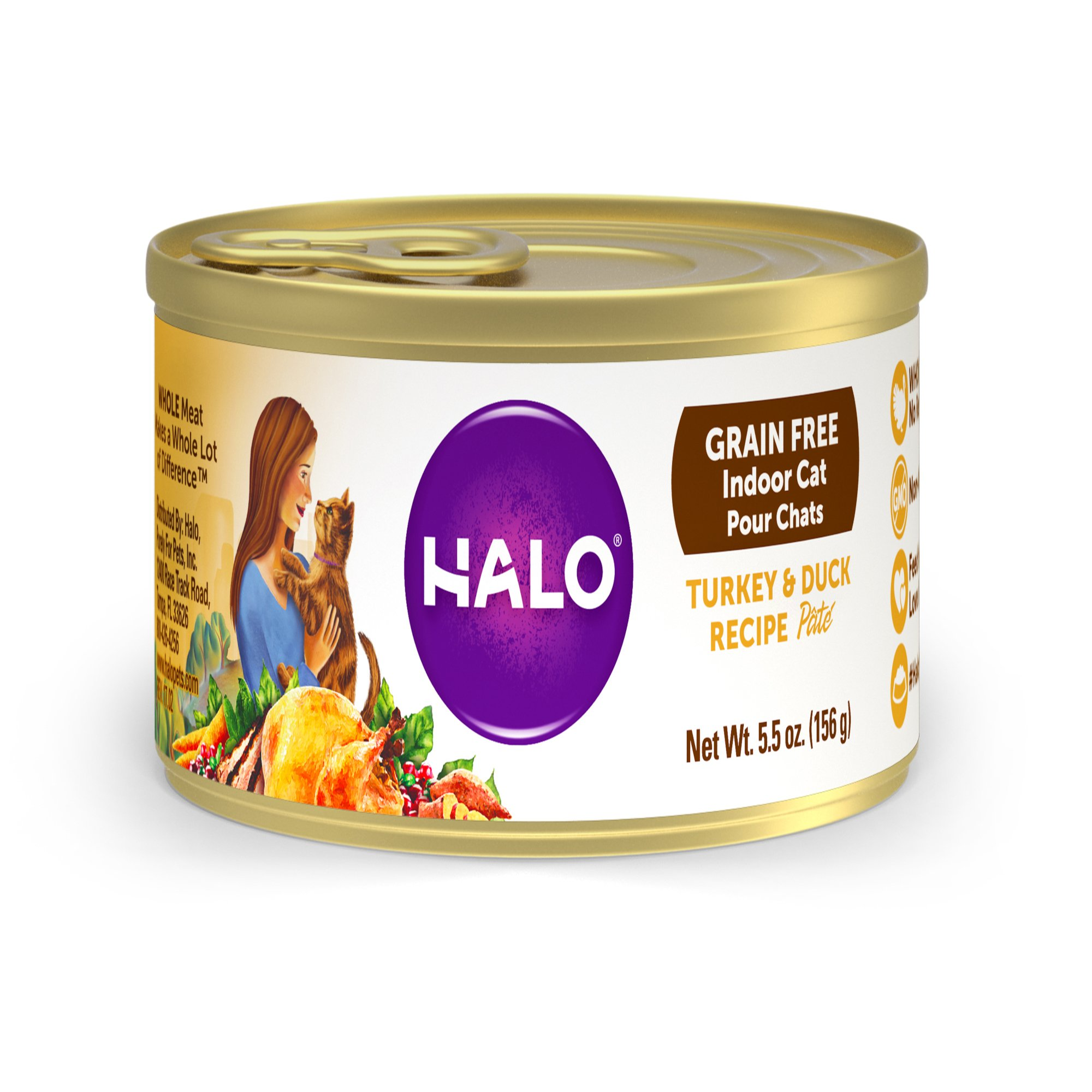 Halo Dog Food For Weight Control