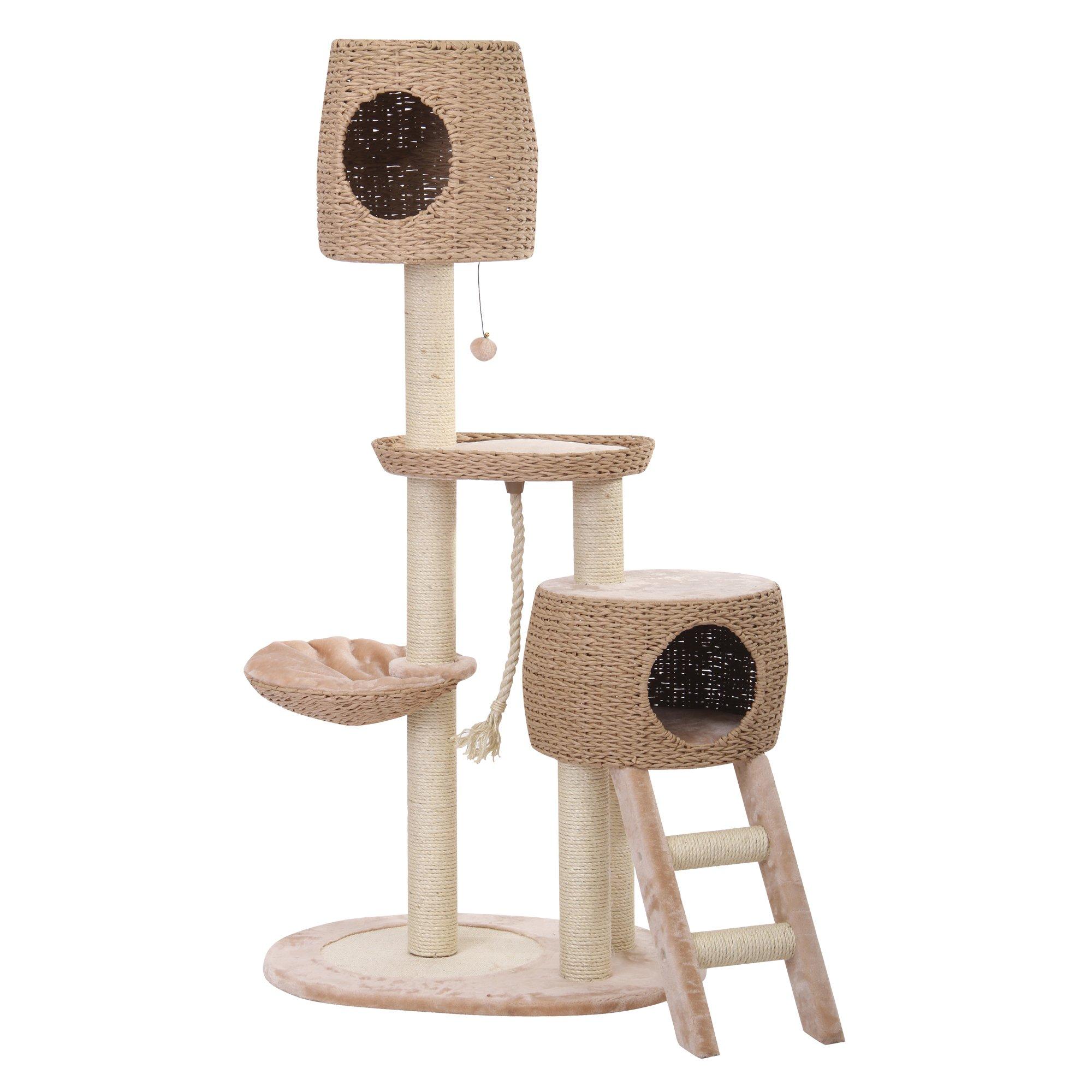 PetPals Group Multi Level Condo Cat Tree | Petco