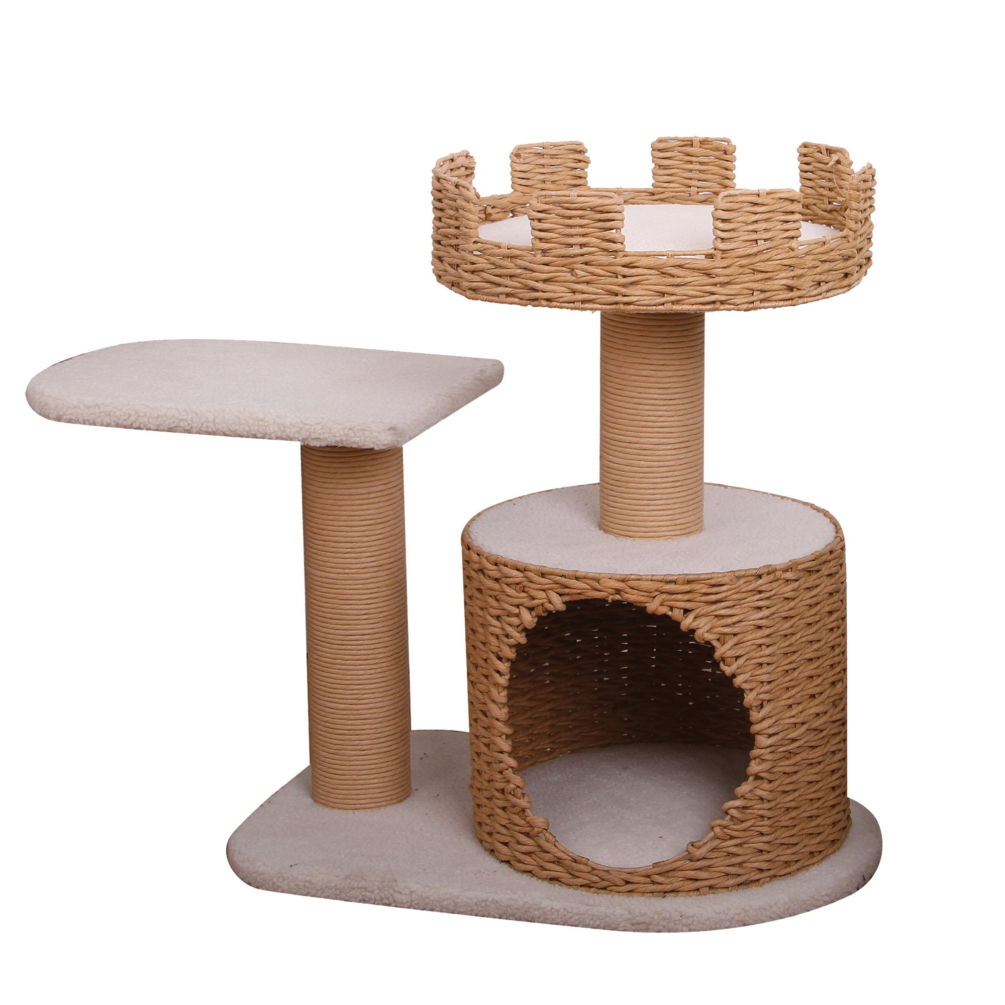 PetPals Group Crown Nest Cat Tree