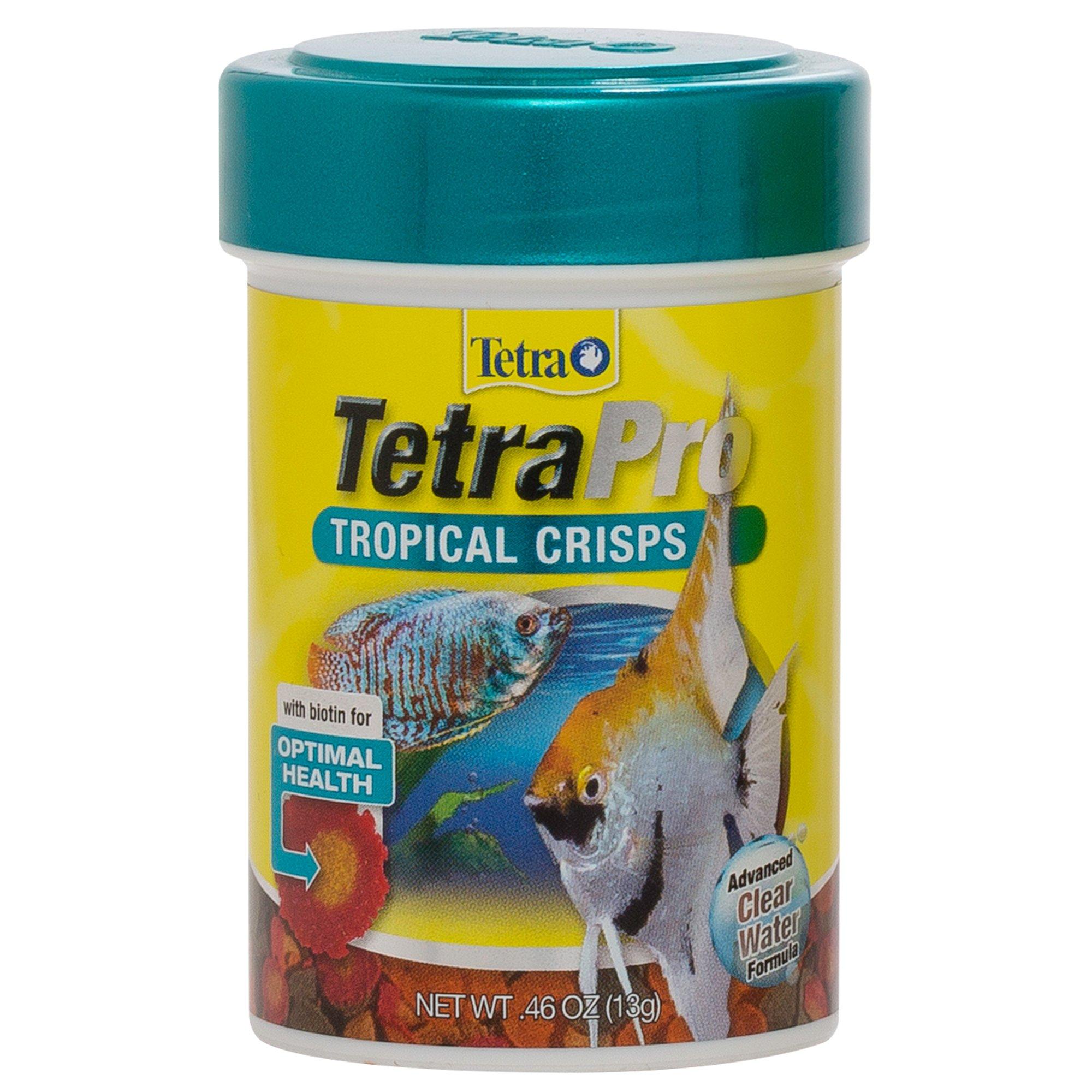 Tetra pro tropical food 46 oz petco for Petco fish food