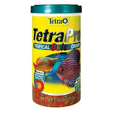 Tetra Pro Color Tropical Food, 7.41 oz