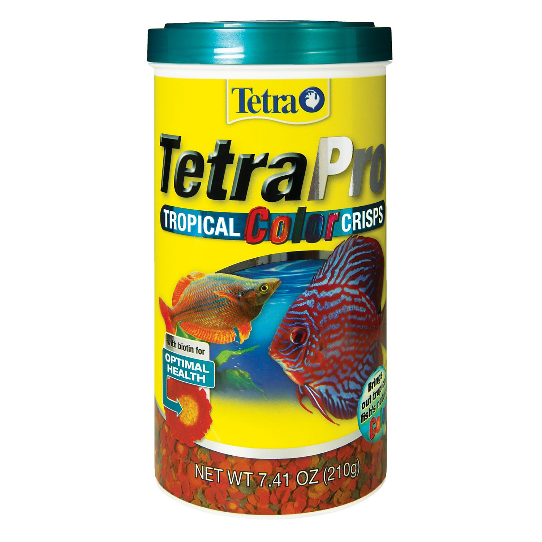 046798770800 upc tetra pro color crisps fish food for Petco fish food