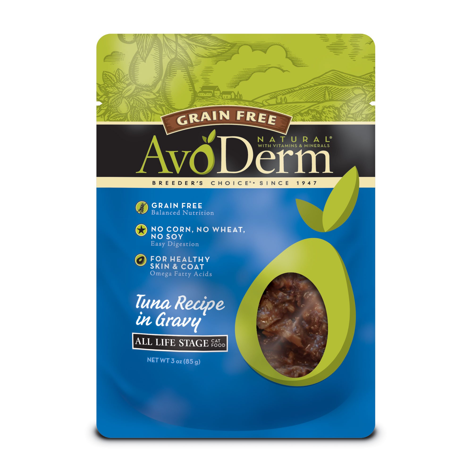 Avoderm Cat Food For Outdoor