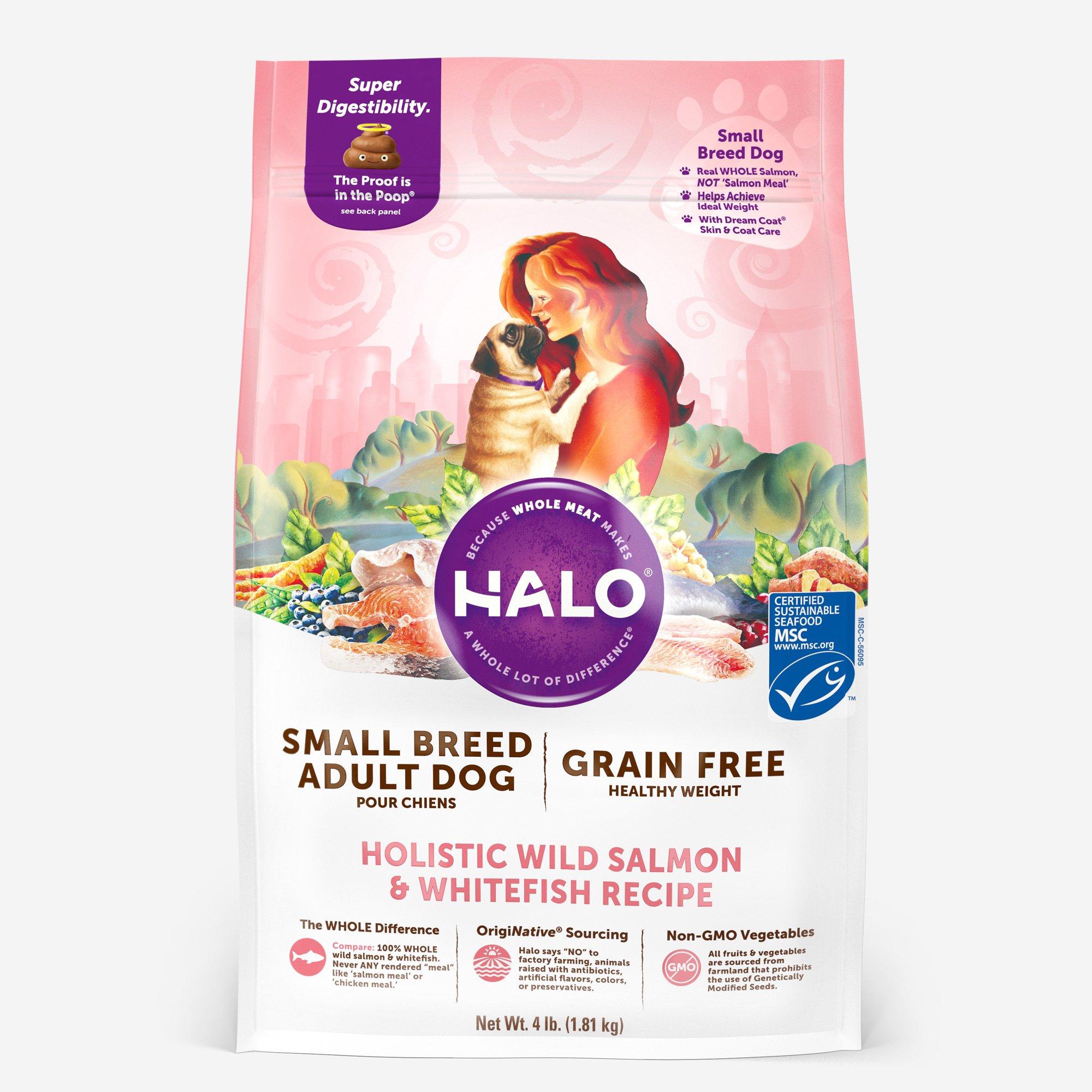 Halo Healthy Weight Dog Food