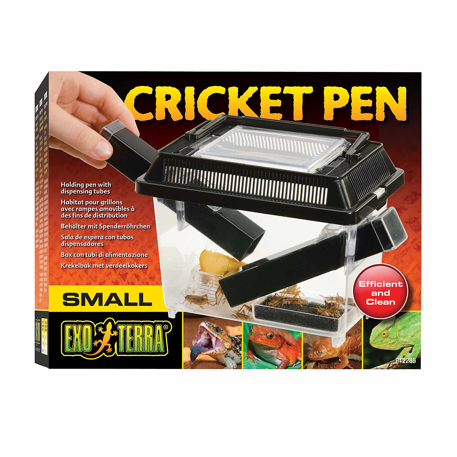 Exo Terra Cricket Pen 7.3 L X 4.6 W X 5.9 H Small