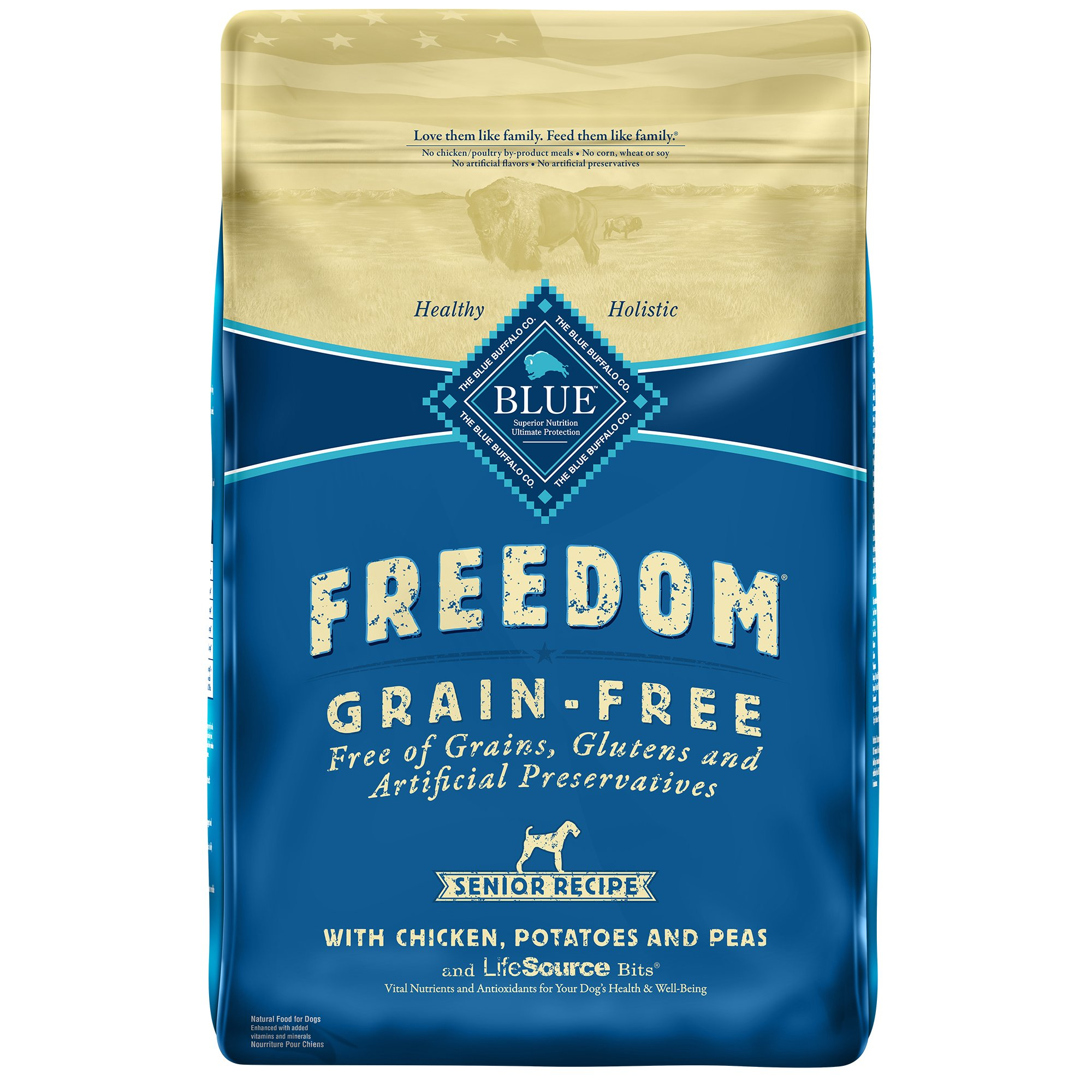 Grain Free No Chicken Dry Cat Food