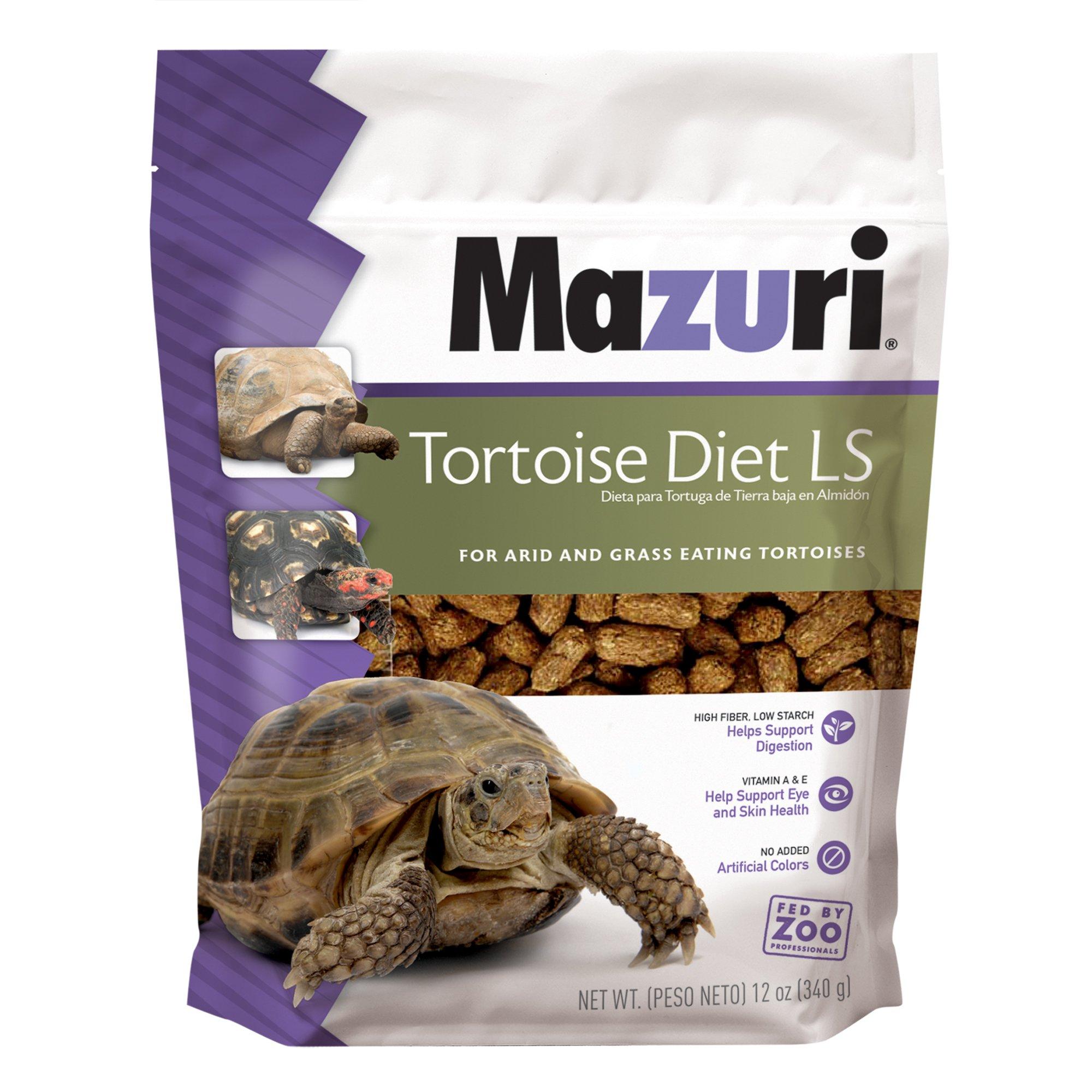 Mazuri Tortoise Chow