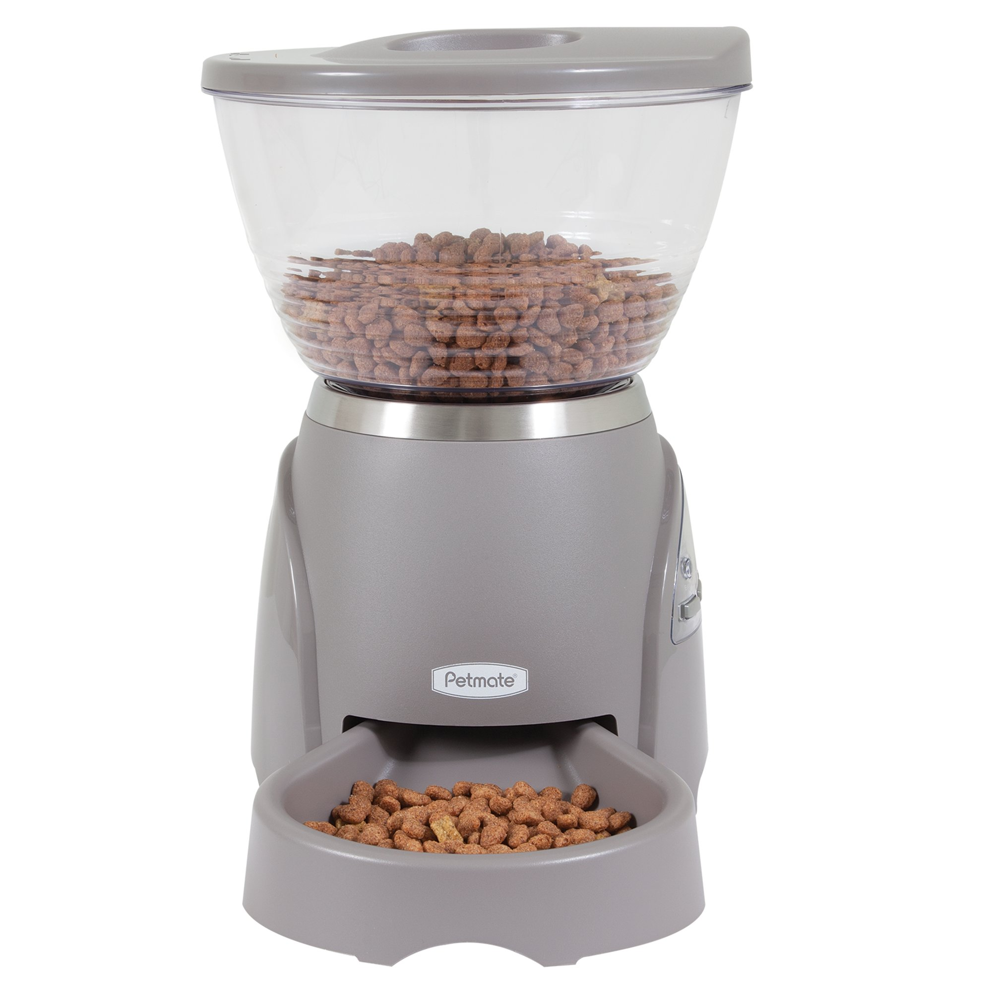 kitten cat automatic food w wet whiskas catzenpup campaign kickstarter feeder