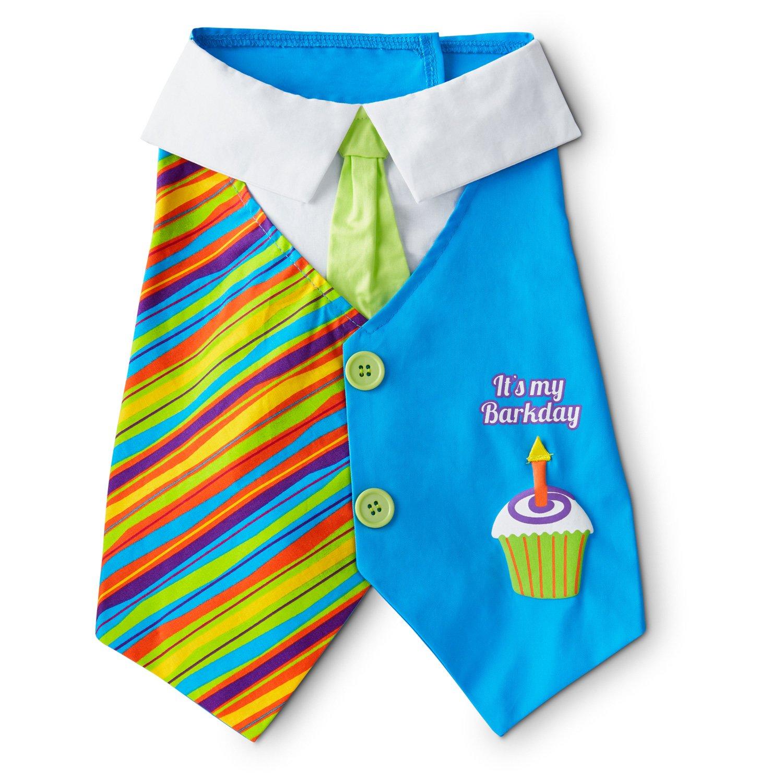 Petco - Petco Special Occasions Dog Birthday Vest