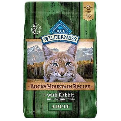 Blue Wilderness High Protein Grain Free Cat Food