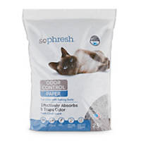 so phresh odor control paper pellet cat litter - Cat Litter Reviews