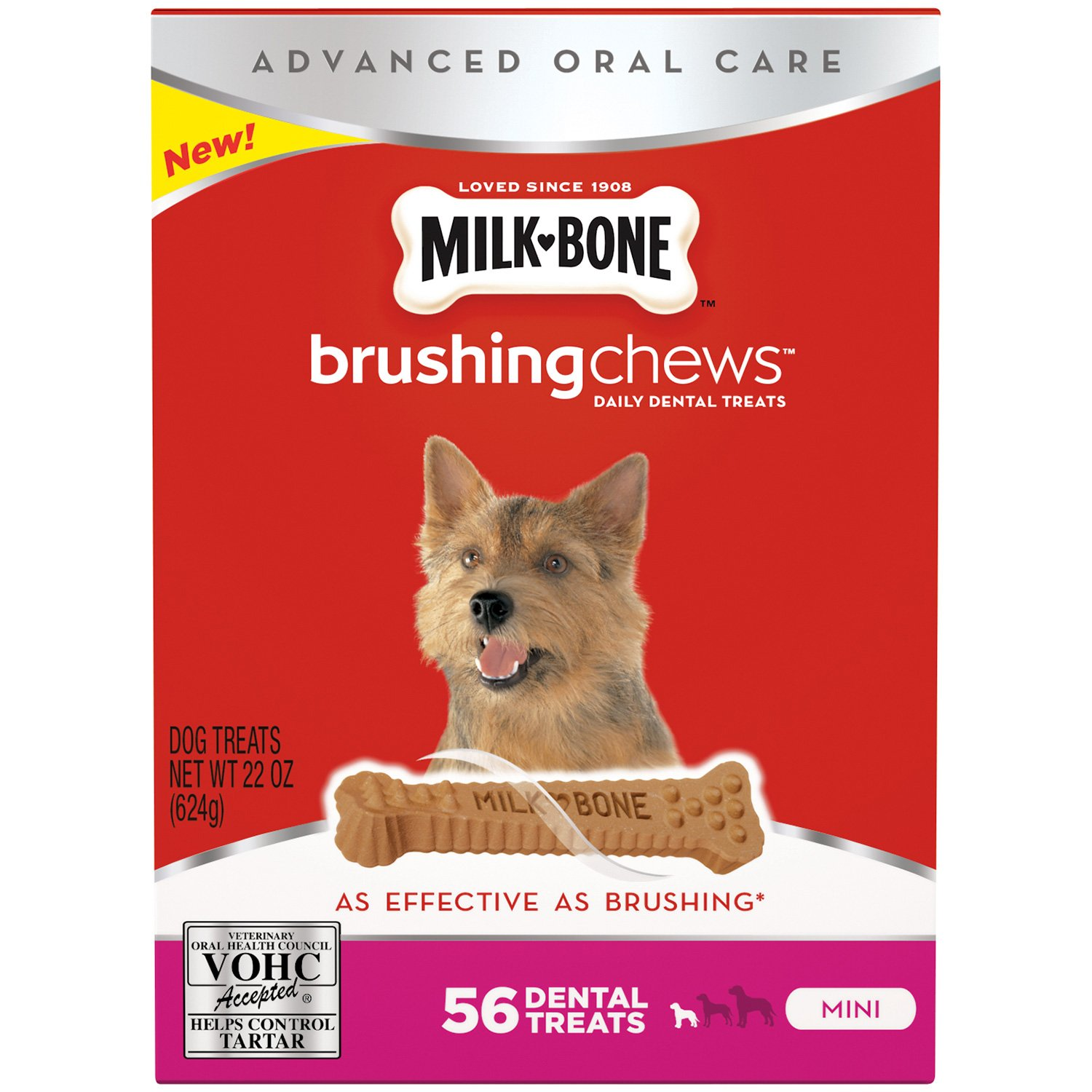 Milk Bone Brushing Chews Dog Treats