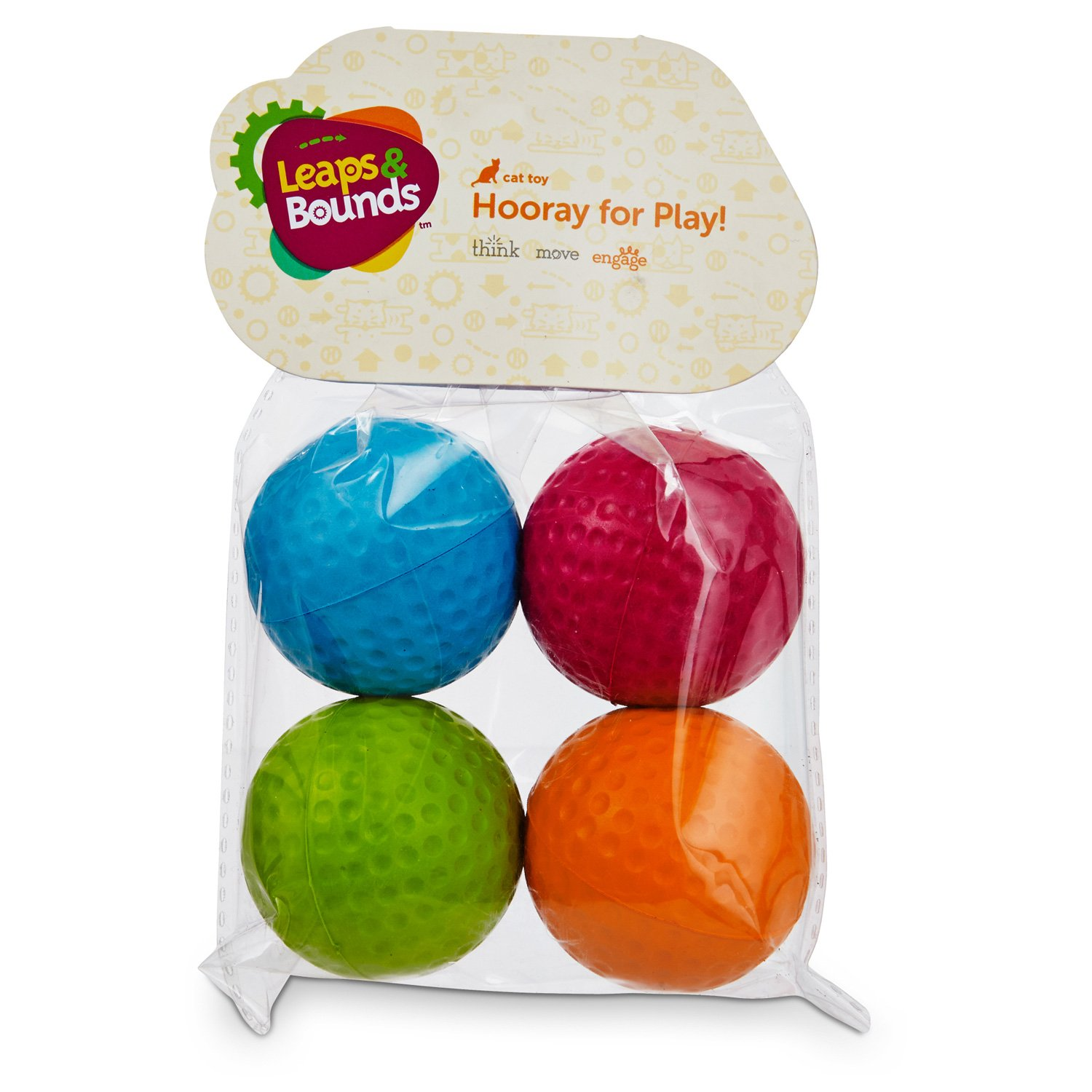 Toys For Balls : Leaps bounds foam ball cat toys petco