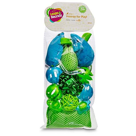 Leaps & Bounds Variety Pack Cat Toys