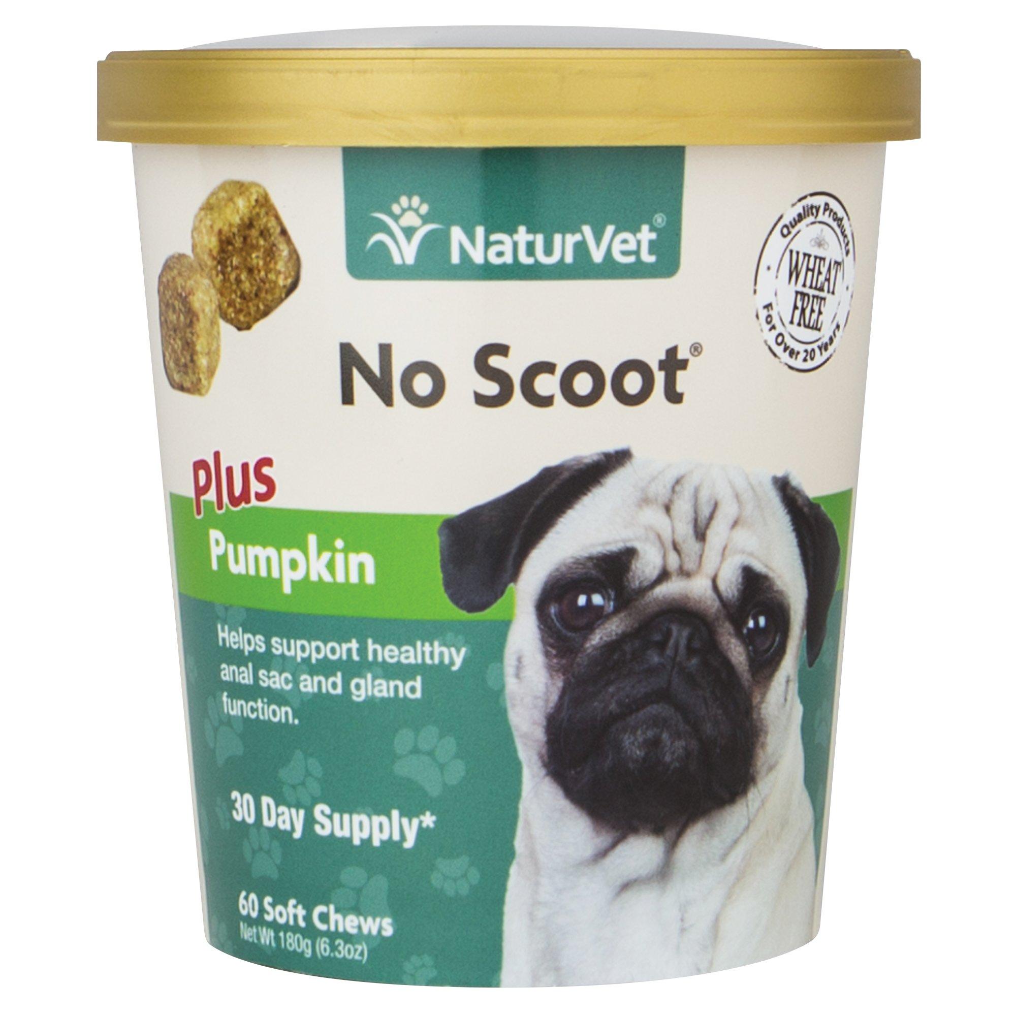 Naturvet No Scoot Dog Soft Chews Petco