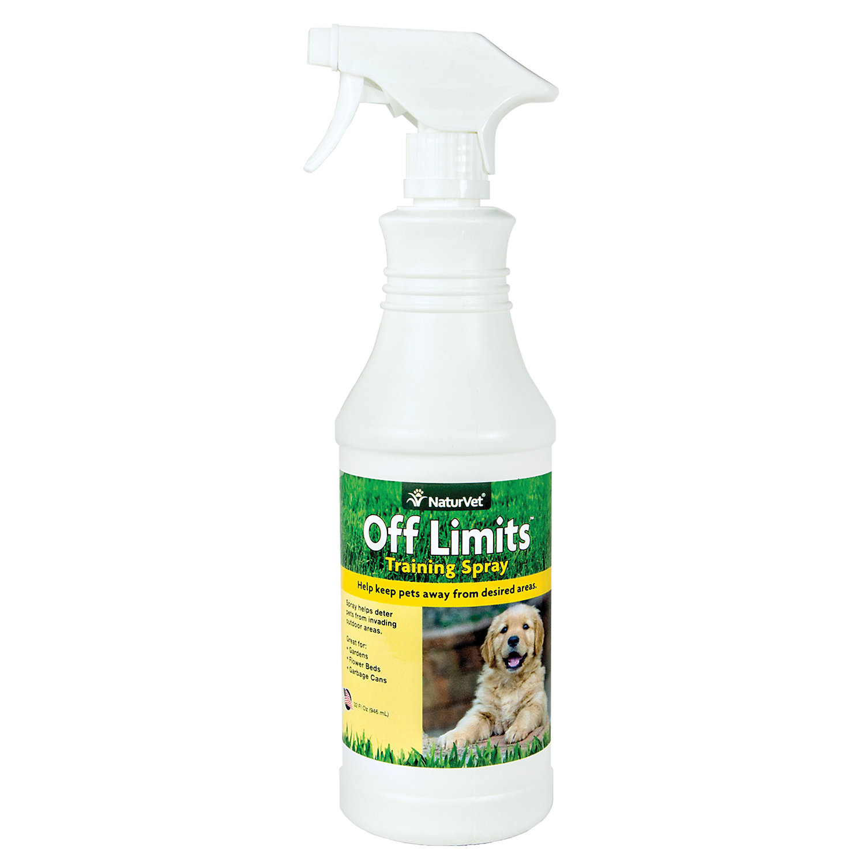 Naturvet Off Limits Dog Training Spray 32 Fl. Oz.