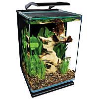 Fish tanks saltwater freshwater aquariums supplies for Petco fish tank decor