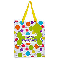Petco Celebrations Barkday Bag for Dogs
