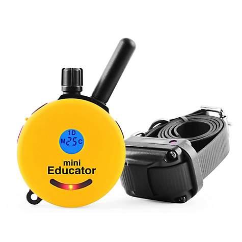 Mini Educator E Collar 1 2 Mile Remote Dog Trainer Et 300
