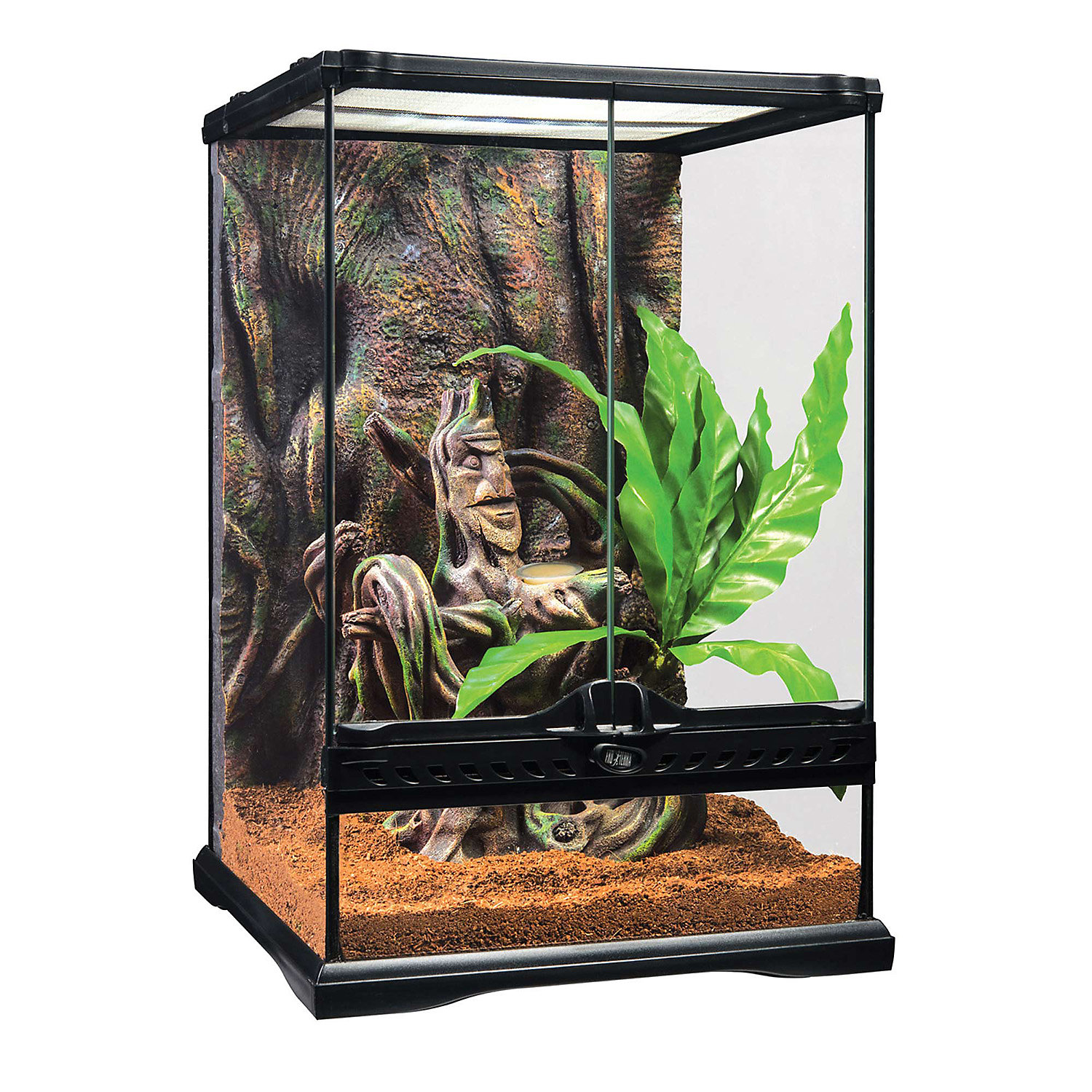Exo Terra Crested Gecko Kit Small 12 L X 12 W X 18 H