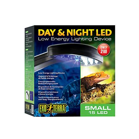 Exo Terra Day and Night LED Fixture Small